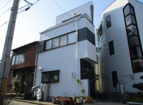 【岡崎市S様】外壁塗装でとても新鮮な明るい家になりました!
