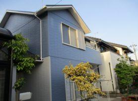【岡崎市M様】外壁塗装を完璧に仕上げていただいて満足しています!