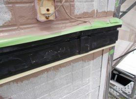外壁塗装の下地造り・下地補修の一例です