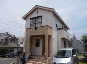 【岡崎市T様邸】UVプロテクトクリヤーを使用した外壁塗装!