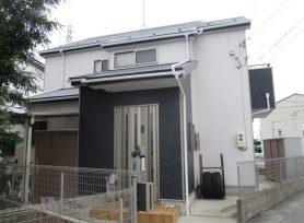 【岡崎市T様邸】近隣の方と同時期に外壁塗装、屋根塗装を行いました!