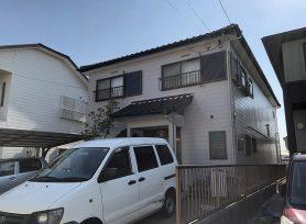 【岡崎市Y様邸】無機塗装セミフロンスーパーアクアⅡで外壁塗装!