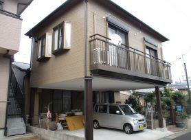 【岡崎市S様邸】外壁塗装と屋根塗装の塗料耐久年数の違い