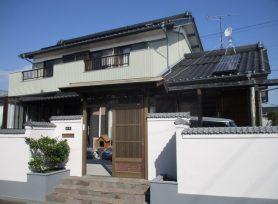 【岡崎市N様邸】遮熱断熱塗料で外壁塗装、屋根塗装