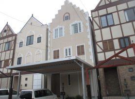 【岡崎市S様邸】建物前面のみ外壁塗装を施工しました!