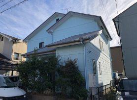 【岡崎市U様邸】遮熱断熱塗料キルコで外壁塗装、屋根塗装!外壁塗装に使用する色は?