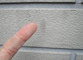 外壁塗装時期のサイン