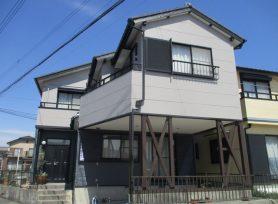 【岡崎市Y様邸】ラジカル制御型塗料パーフェクトトップで外壁塗装を行いました!