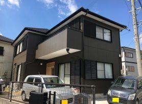 【西尾市S様邸】ラジカル制御型塗料パーフェクトトップで外壁塗装を行いました!