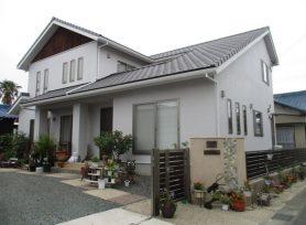 【西尾市T様邸】無機塗装セミフロンスーパーアクアⅡで外壁塗装を行いました!