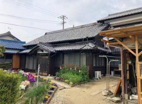 【西尾市T様邸】シリコン塗料ファインSiで外壁塗装!