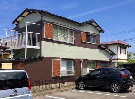 【岡崎市Y様邸】シリコン塗料オーデフレッシュSi100Ⅲで外壁塗装、ラジカル制御型塗料パーフェクトベストで屋根塗装!