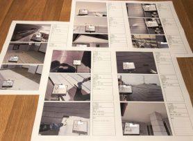 カナルペイント工事完了報告書|岡崎市・西尾市の外壁塗装専門店カナルペイント
