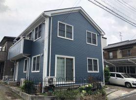【岡崎市S様邸】ラジカル制御型塗料パーフェクトトップで外壁塗装、パーフェクトベストで屋根塗装!