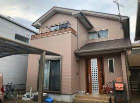 【岡崎市I様邸】フッ素塗料セミフロンマイルドで外壁塗装、セミフロンスーパールーフⅡで屋根塗装!
