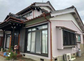 【西尾市H様邸】遮熱断熱塗料キルコで外壁塗装を行いました!