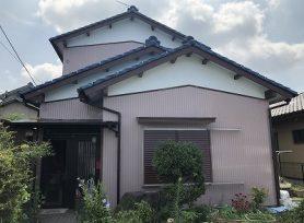 【岡崎市K様邸】ラジカル制御型塗料ファインパーフェクトトップで外壁塗装!