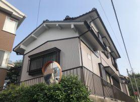 【岡崎市K様邸】ラジカル制御型塗料パーフェクトトップで外壁塗装!