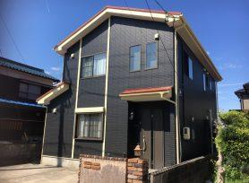 【幸田町Ⅰ様邸】ラジカル制御型塗料パーフェクトトップで外壁塗装、ファインパーフェクトベストで屋根塗装!