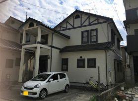 【岡崎市S様邸】ラジカル制御型塗料パーフェクトトップで外壁塗装!