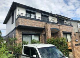 【幸田町A様邸】ラジカル制御塗料パーフェクトトップで外壁塗装、ファインパーフェクトベストで屋根塗装!