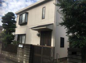 【西尾市T様邸】母屋+離れを遮熱断熱塗料キルコで外壁塗装!~防水工事を行いました~