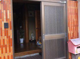 玄関取替工事|岡崎市・西尾市の外壁塗装専門店カナルペイント