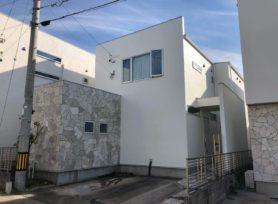 【岡崎市U様邸】ラジカル制御型塗料パーフェクトトップで外壁塗装を行いました!