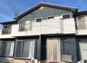 【岡崎市K様邸】シリコン塗料オーデフレッシュSi100Ⅲで外壁塗装、遮熱断熱塗料キルコで屋根塗装!