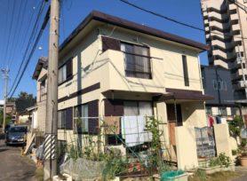 【岡崎市O様邸】ラジカル制御型塗料パーフェクトトップで外壁塗装、ファインパーフェクトトップで屋根塗装!