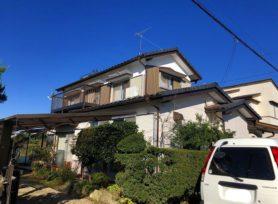 【岡崎市N様邸】シリコン塗料オーデフレッシュSi100Ⅲ、シリコン塗料ファインSiで外壁塗装!