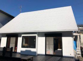 【岡崎市K様邸】遮熱断熱塗料キルコで外壁塗装と屋根塗装を行いました!