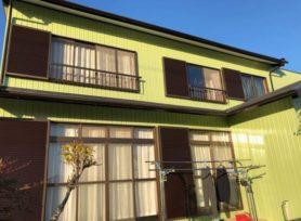 【岡崎市S様邸】シリコン塗料ファインSiで外壁塗装、シリコン塗料ファインシリコンベストで屋根塗装!