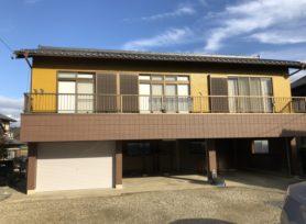 【西尾市K様邸】無機塗料シェラスターⅡで外壁塗装を行いました!