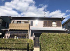 【岡崎市M様邸】ラジカル制御型塗料パーフェクトトップで外壁塗装、遮熱断熱塗料キルコで屋根塗装!