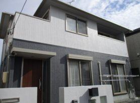 【西尾市T様邸】ラジカル制御型塗料パーフェクトトップで外壁塗装、セミフロンスーパールーフⅡで屋根塗装!