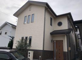 【幸田町H様邸】無機塗料シェラスターⅡで外壁塗装、セミフロンスーパールーフで屋根塗装!