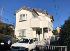 【岡崎市Y様邸】ラジカル制御型塗料パーフェクトトップで外壁塗装!