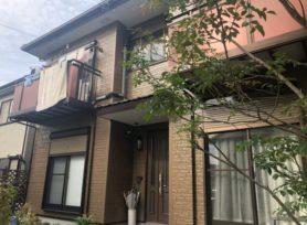 【岡崎市M様邸】シリコン塗料オーデフレッシュSi100Ⅲで外壁塗装!