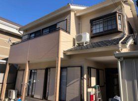 【岡崎市N様邸】ラジカル制御型塗料パーフェクトトップで外壁塗装を行いました!