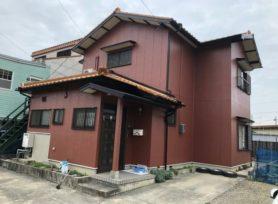 【西尾市K様邸】無機塗料セミフロンスーパーアクアⅡで外壁塗装を行いました!