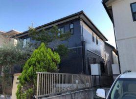 【岡崎市I様邸】無機塗料セミフロンスーパーアクアⅡで外壁塗装を行いました!
