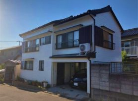 【幸田町I様邸】ラジカル制御型塗料パーフェクトトップで外壁塗装、シリコン塗料ファインシリコンベストで屋根塗装!