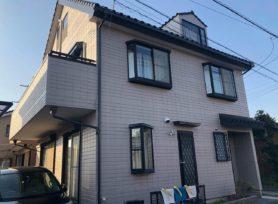 【西尾市H様邸】ラジカル制御型塗料パーフェクトトップで外壁塗装を行いました!