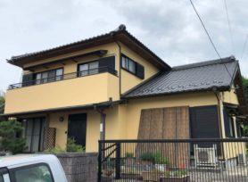 【岡崎市K様邸】遮熱断熱塗料キルコで外壁塗装を行いました!