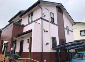 【碧南市K様邸】シリコン塗料オーデフレッシュSi100Ⅲで外壁塗装、ラジカル制御型塗料ファインパーフェクトベストで屋根塗装!