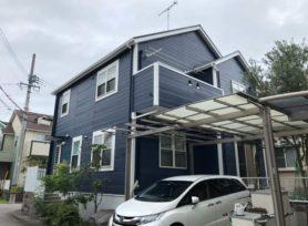 【岡崎市T様邸】無機塗料MUGA ZEROで外壁塗装、無機塗料MUGA sevenで屋根塗装!
