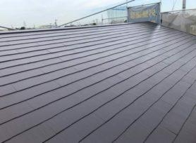 【安城市N様邸】ラジカル制御型塗料ファインパーフェクトベストで屋根塗装を行いました!