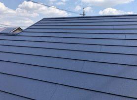 【碧南市T様邸】ガルテクトで屋根の葺き替え工事を行いました!