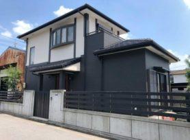 【岡崎市O様邸】無機塗料MUGA ZEROで外壁塗装を行いました!